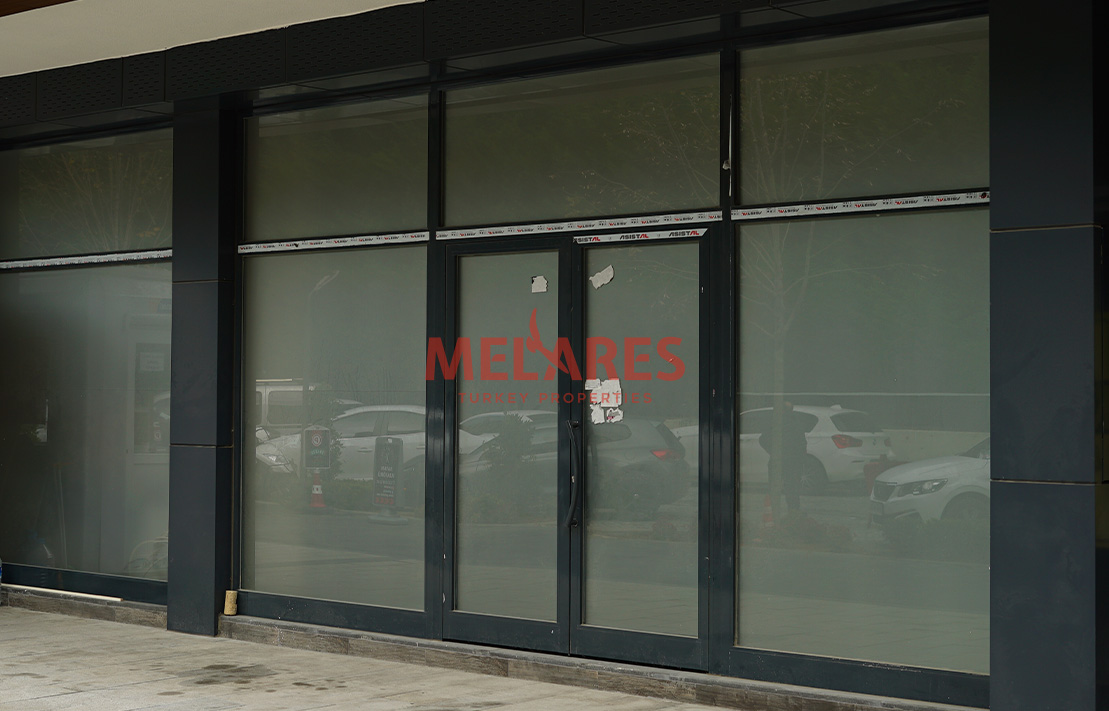 The Best Shop of West Side Site with High Investment Value